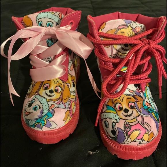 Shoes | Girl Paw Patrol Boots | Poshmark